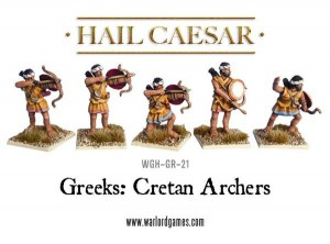 CRETAN ARCHERS [MADE TO ORDER]