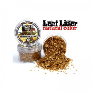 LEAF LITTER - NATURAL COLOR