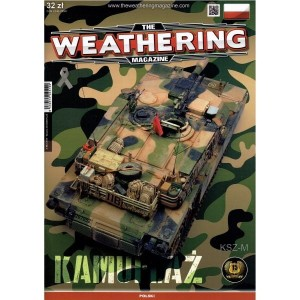 THE WEATHERING MAGAZINE #20 KAMOUFLAŻ