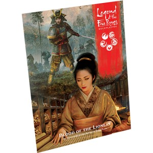 Blood of Lioness: Legend of Five Rings RPG