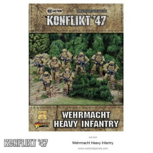 German Heavy Infantry