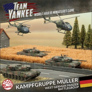 KAMPGRUPPE MULLER - ARMY DEAL 2017 (PLASTIC)