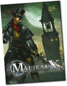 MALIFAUX - SECOND EDITON RULEBOOK