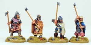 Varangian Guard with Axes (Hearthguard for SHVA14 & SZ01)