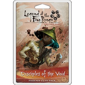 Disciples of the Void Clan Pack: L5R LCG