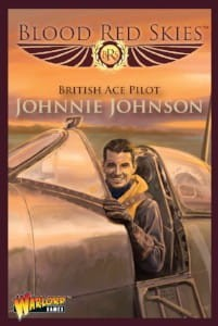 JOHNNY JOHNSON SPITFIRE ACE