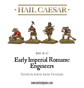 EARLY IMPERIAL ROMAN ENGINEERS