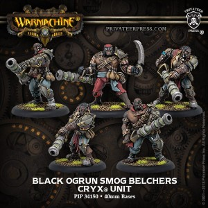 CRYX UNIT BLACK OGRUN SMOG BELCHERS (5)
