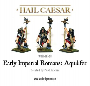 EARLY IMPERIAL ROMAN AQUILIFER