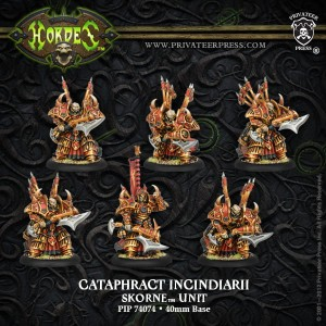 SKORNE CATAPHRACT INCINDIARII (6)