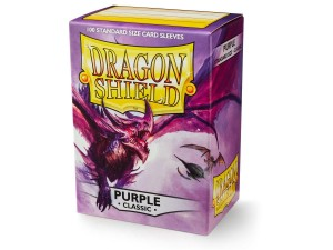 DRAGON SHIELD PURPLE CLASSIC (100SZT.)