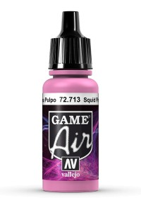 GAME AIR 72713 SQUID PINK