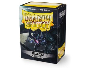 DRAGON SHIELD BLACK CLASSIC (100SZT.)