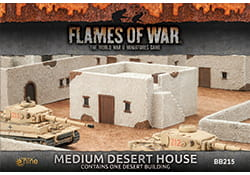 MEDIUM DESERT HOUSE (X1)
