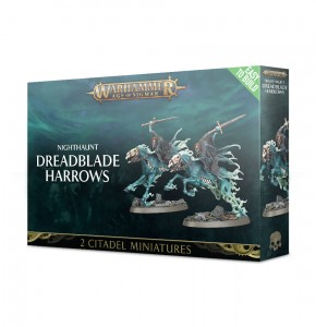 ETB: NIGHTHAUNT DREADBLADE HARROWS