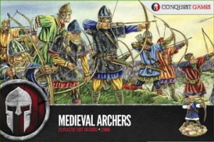 MEDIEVAL ARCHERS (28)