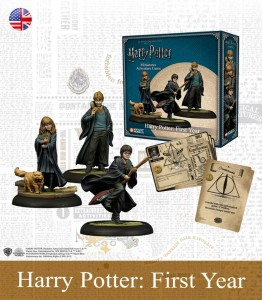 Harry Potter Miniature Game: First Years