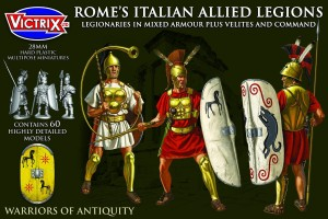 VICTRIX ROME'S ITALIAN ALLIED LEGIONS
