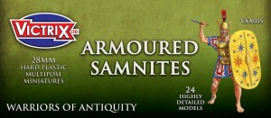 VICTRIX ARMOURED SAMNITES