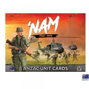 ANZAC 'NAM UNIT CARD PACK