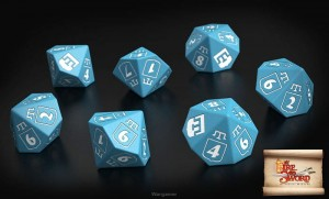 CRIMEAN KHANATE DICE SET (10)