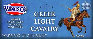 VICTRIX GREEK LIGHT CAVALRY