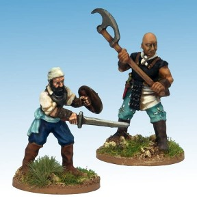 FREEBOOTER & MERCENARY