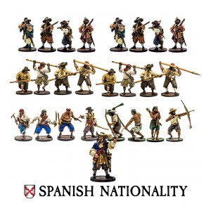 SPANISH NATIONALITY SET