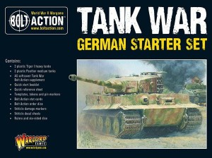 Tank War German starter set