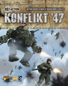 Konflikt '47 Rule Book