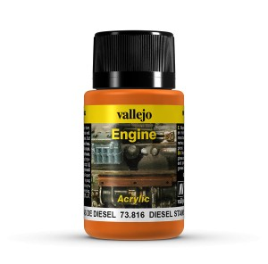 ENGINE EFFECTS - DIESEL STAINS 40 ML.