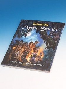 MYSTIC SPIRITS EXPANSION BOOK (ENG)