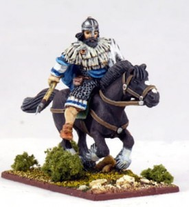 Irish Mounted Warlord