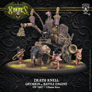DEATH KNELL – GRYMKIN BATTLE ENGINE (RESIN/METAL)