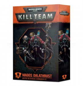 KILL TEAM COMMANDER: MAGOS DALATHRUST (ENG)