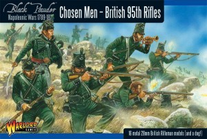 BRITISH 95TH RIFLES (CHOSEN MEN)