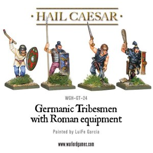 GERMANIC TRIBESMAN W/ROMAN EQUIPMENT [MADE TO ORDER]