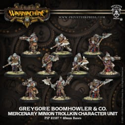 MERCENARY BOOMHOWLER & CO (10)  REPACK