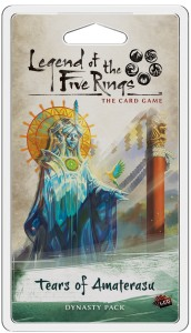 Tears Of Amaterasu Expansion Pack: L5R LCG [ANG]
