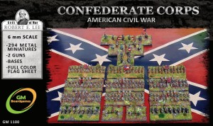 CONFEDERATE CORPS - AMERICAN CIVIL WAR