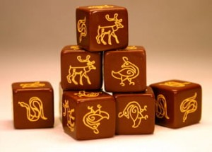 Scots/Irish Dice