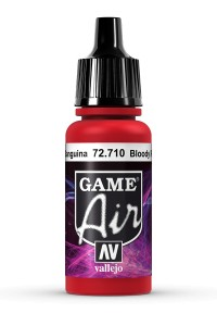 GAME AIR 72710 BLOODY RED
