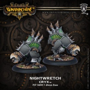CRYX BONEJACKS NIGHTWRETCH (2)  PLASTIC