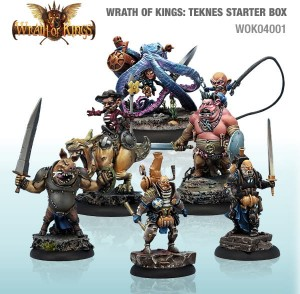 TEKNESS Starter Box