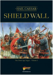 SHIELD WALL - THE DARK AGE SAGAS, VOL. I