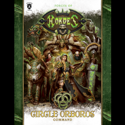FORCES OF HORDES: CIRCLE ORBOROS COMMAND BOOK (SOFT COVER)