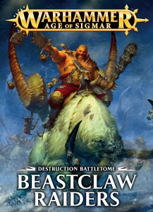BATTLETOME: BEASTCLAW RAIDERS (SOFTBACK)