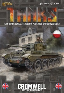Tanks Expansion (Polish version): Cromwell