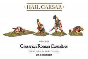 CAESARIAN ROMAN CASUALTIES [MADE TO ORDER]
