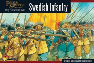 30 YEARS WAR SWEDISH INFANTRY REGIMENT